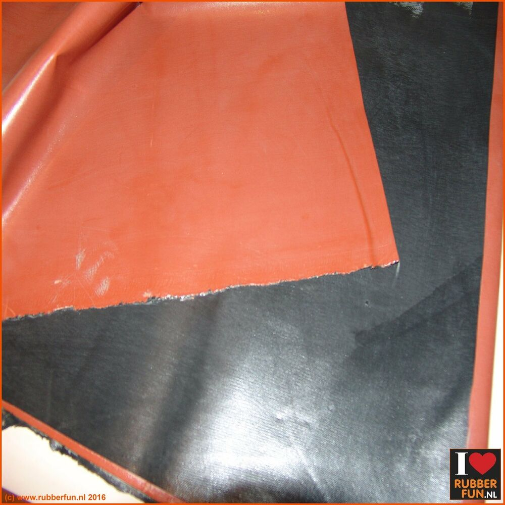Rubber Bed Protector Waterproof Black Amp Hospital Red 85x200cm 0 48mm Ebay
