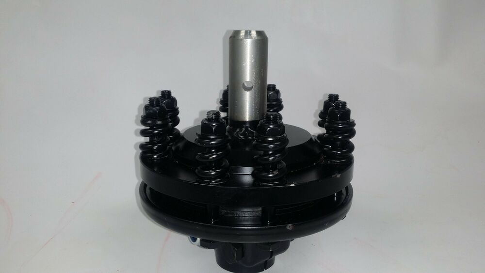 Tractor Pto Slip Clutches : Pto slip clutch quick connect by round