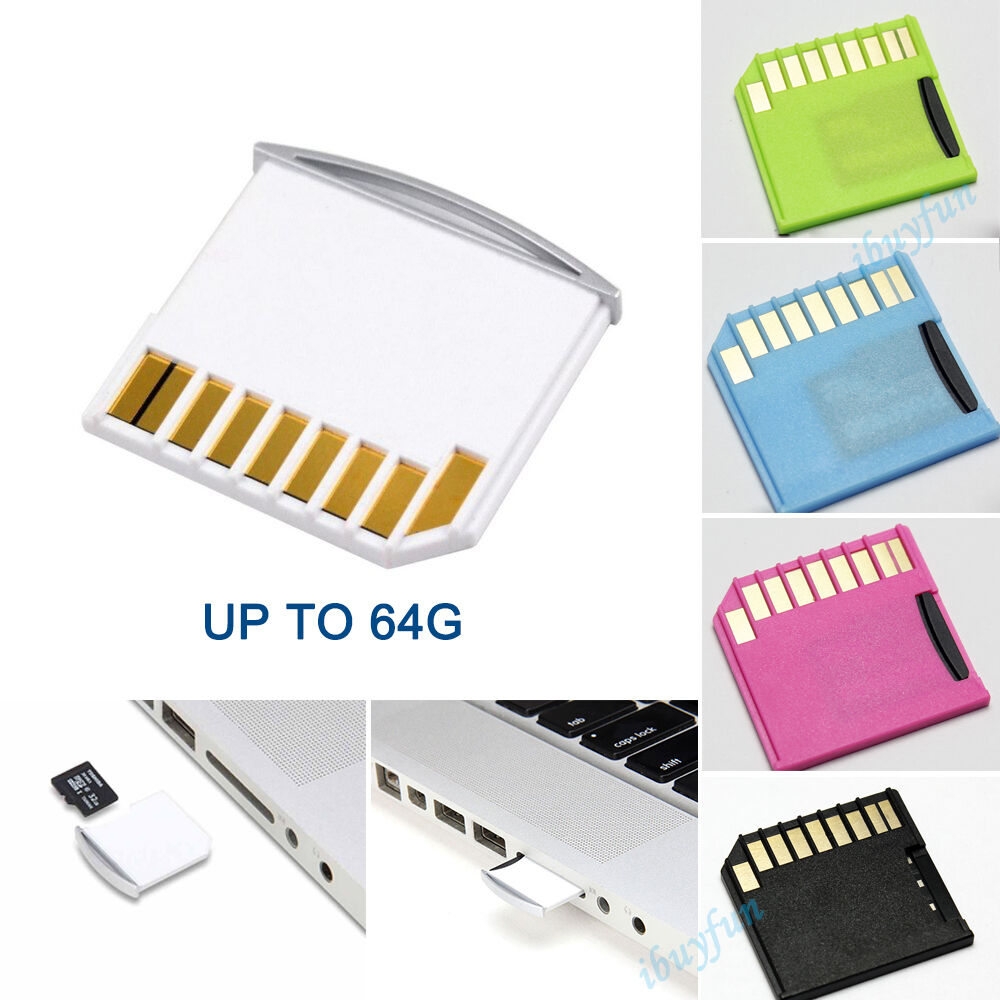 Adaptor Micro Sd Xd Macbook Pro 2018 Thunderbolt 3 Adapter Xbox Kinect Adapter Eb Games Xbox 360 Arcade Kinect Adapter: 1Pcs Micro SD Card Adapter TF To Short/Mini SD Adapter For
