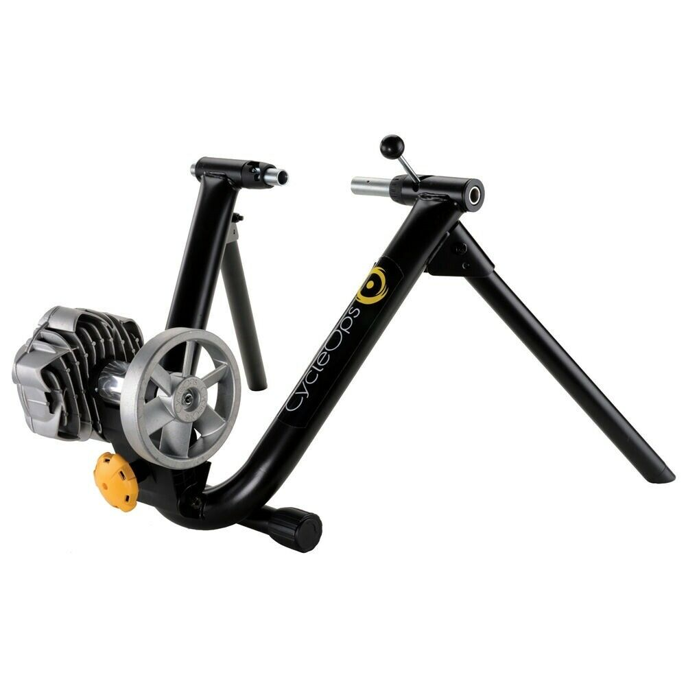 CycleOps Fluid 2 Indoor Bicycle Trainer-Black-Winter