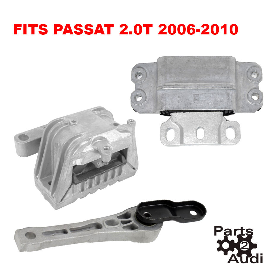 Engine Motor Mounts Auto Transmission Mount Fits 2 0t Passat 2006 2010 Ebay