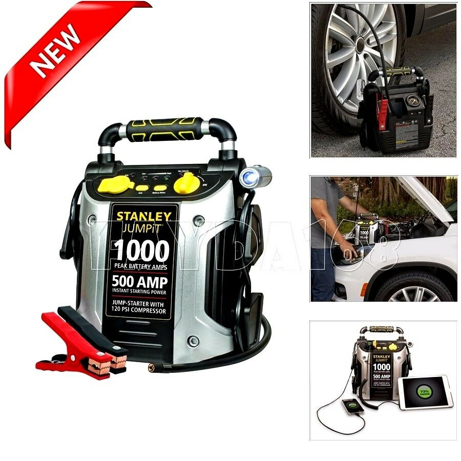 Car Battery Booster Pack Heavy Duty