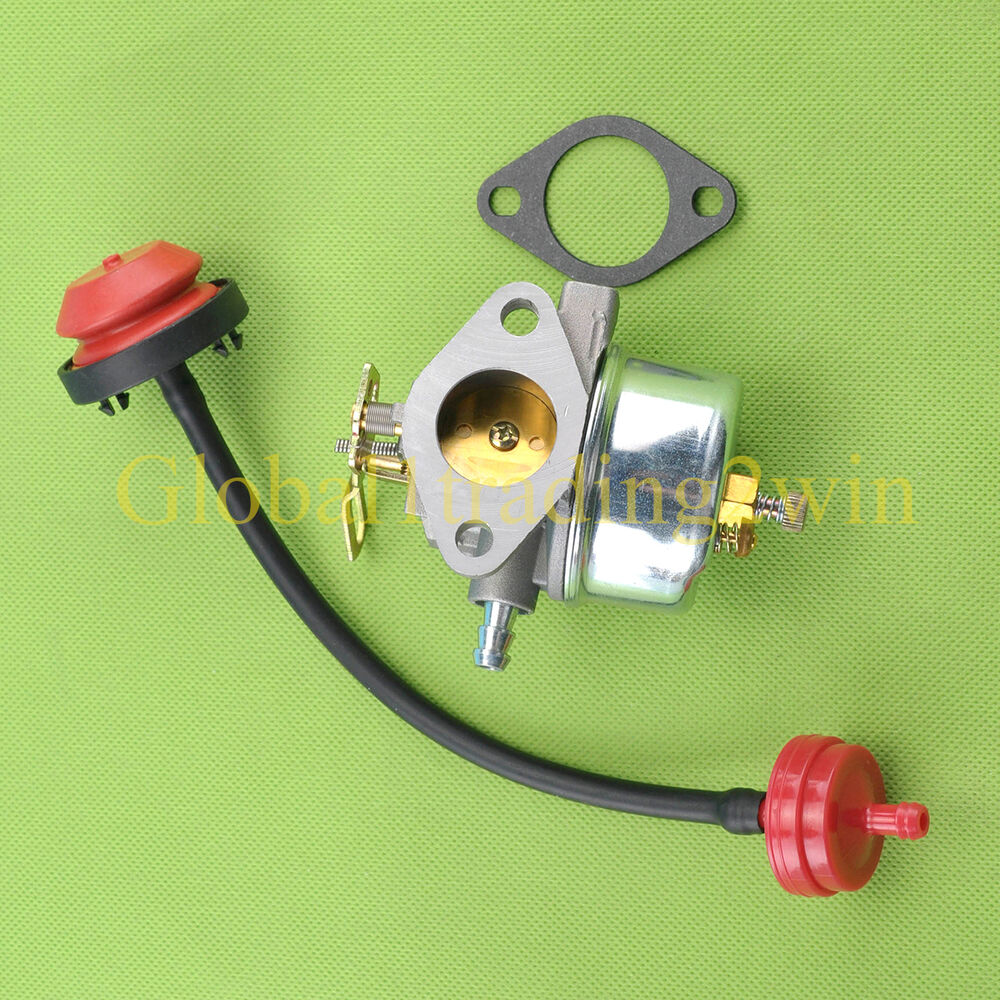carburetor primer bulb pump fuel filter for tecumseh hm100 ... heavy duty fuel filter for see thru