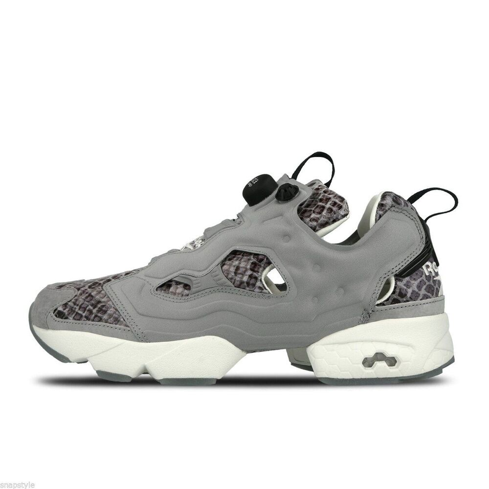 1b62daa7213b3f Details about New Women s REEBOK Instapump Fury JB - AQ9214 Jungle Book  Snake Disney Sneaker
