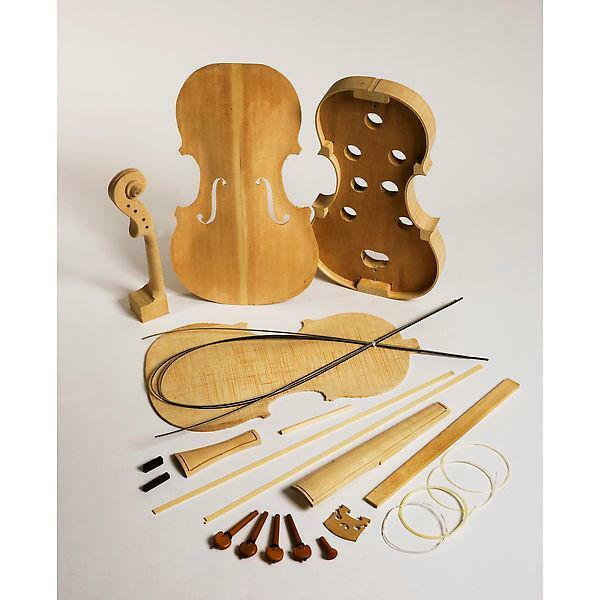 EMS Baroque Violin KIT Amati Pattern - BUILD YOUR OWN! | eBay