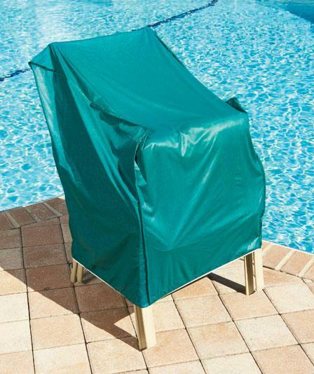 STACKING CHAIR COVER Outdoor Patio Furniture Covers Sun Snow Rain Protect