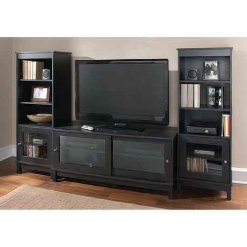 Image Result For Electric Fireplace With Matching Bookcases