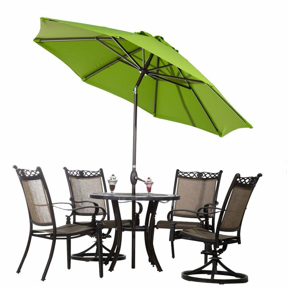 9 Sunbrella Fabric Patio Umbrella Outdoor Market Umbrella