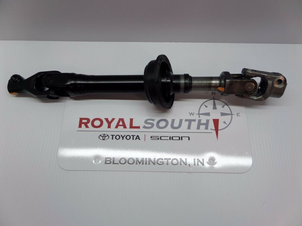 2008 Nissan Sentra Parts Toyota Highlander 2008 - 2013 Intermediate Steering Shaft Genuine OE ...