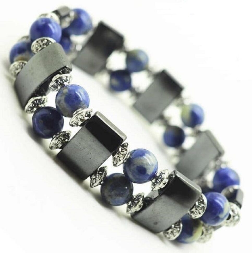 magnetic therapy beaded bracelets carpal tunnel healing