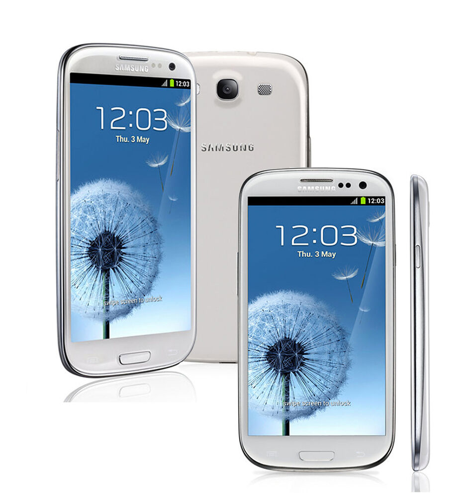 Samsung Galaxy S3 I9300 16gb 8 0mp Gsm 3g Unlocked Mobile