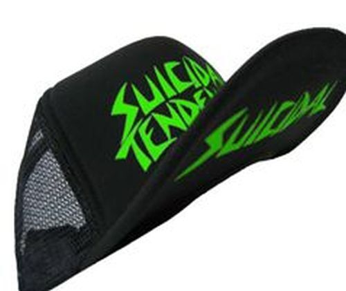 Suicidal Tendencies Flip Up Hat Limited Edition Colors
