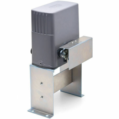Automatic sliding gate opener operater hardware security