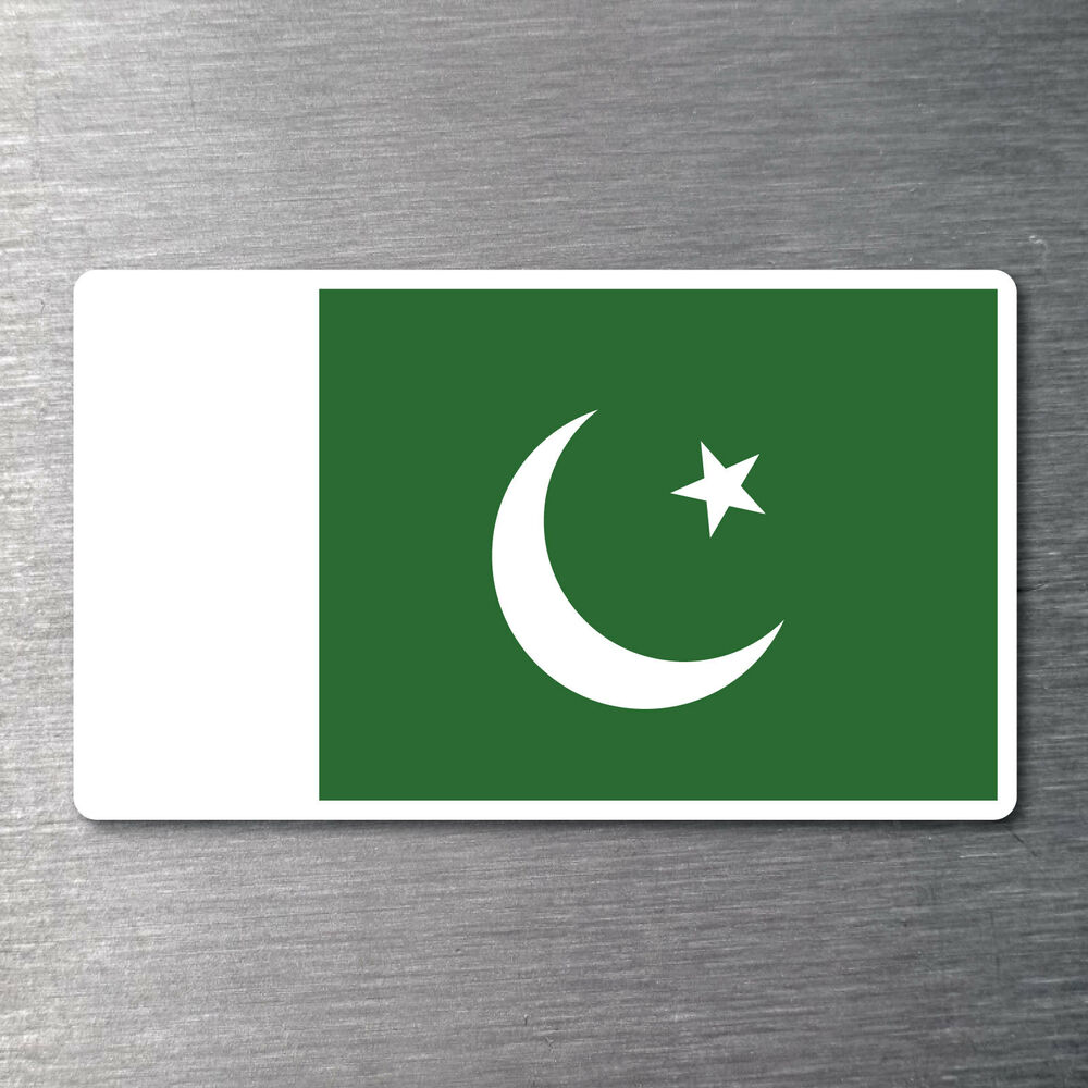Details about pakistan flag sticker quality 7 year water fade proof vinyl car laptop