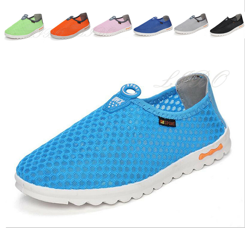 comfort running trainer breathable casual tennis