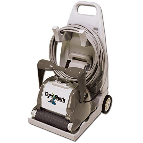 Hayward rc99385 caddy cart for tigershark tiger shark dirt for Robot piscine dirt devil