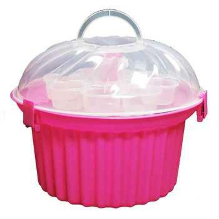 Cupcake And Cake Carrying Case