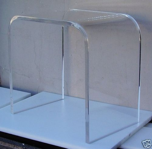 "16.5"" Wide X 12"" Deep X 18"" High X 3/4"" Thick Clear"