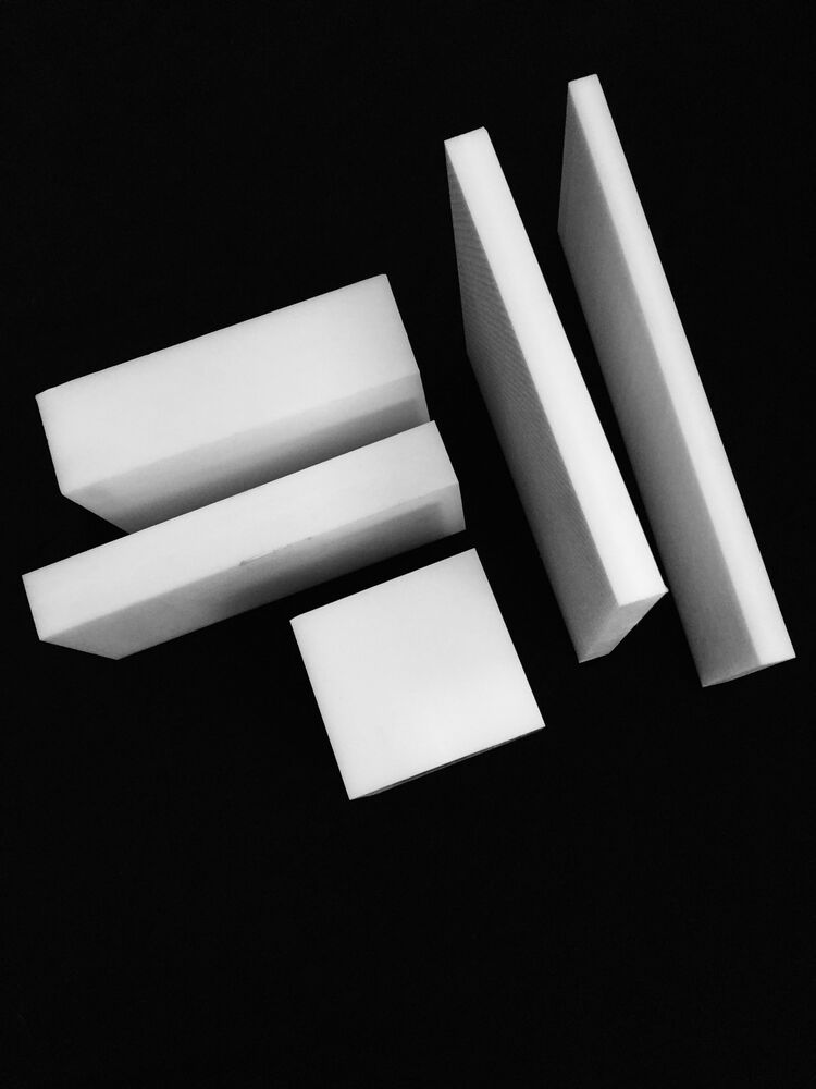 1 1 2 Quot Virgin Ptfe Teflon Plastic Sheet Priced Per Square