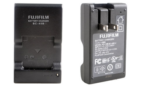genuine fujifilm bc 45b charger for finepix jx440 jx500 jx520 jx530 jx550 ebay. Black Bedroom Furniture Sets. Home Design Ideas