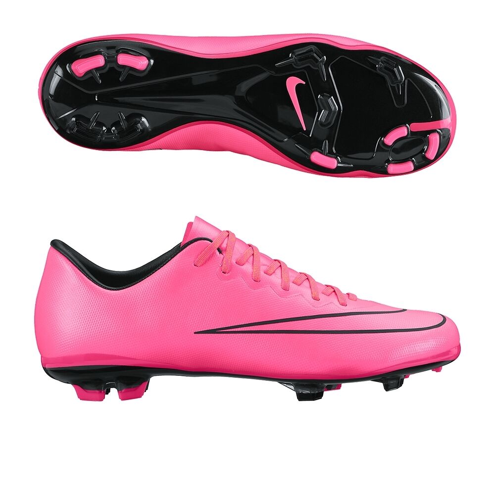 new jr nike mercurial vapor x fg soccer football cleats. Black Bedroom Furniture Sets. Home Design Ideas