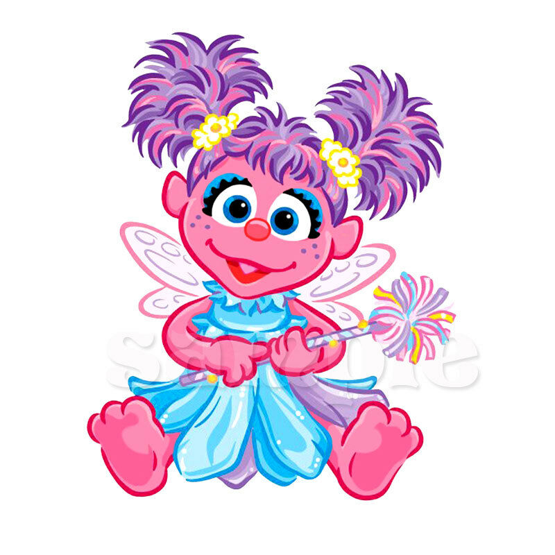 This is a picture of Striking Abby Cadabby Images