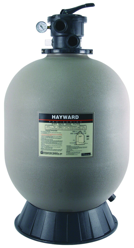 Hayward S166t Pro Series Above Ground Swimming Pool Sand