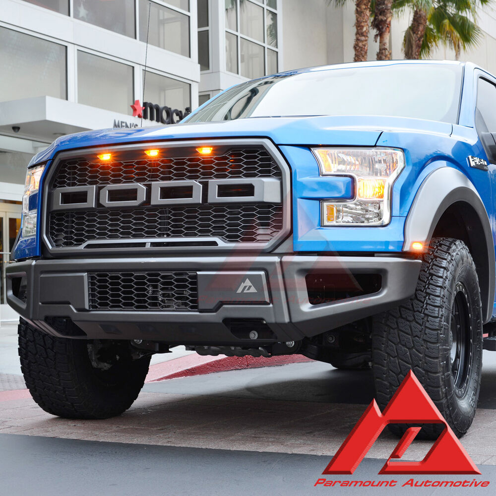 Ford F150 99: Fit For 15-17 Ford F-150 ABS Mesh Packaged Grille 41-0157