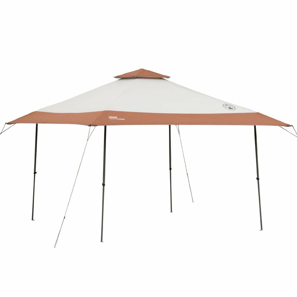 Coleman 13 X 13 Back Home Instant Canopy Square Portable