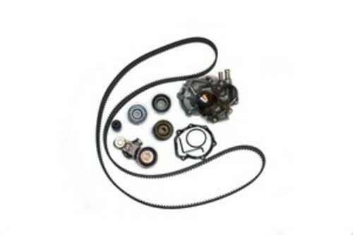 gates engine timing belt kit w   water pump subaru wrx 04