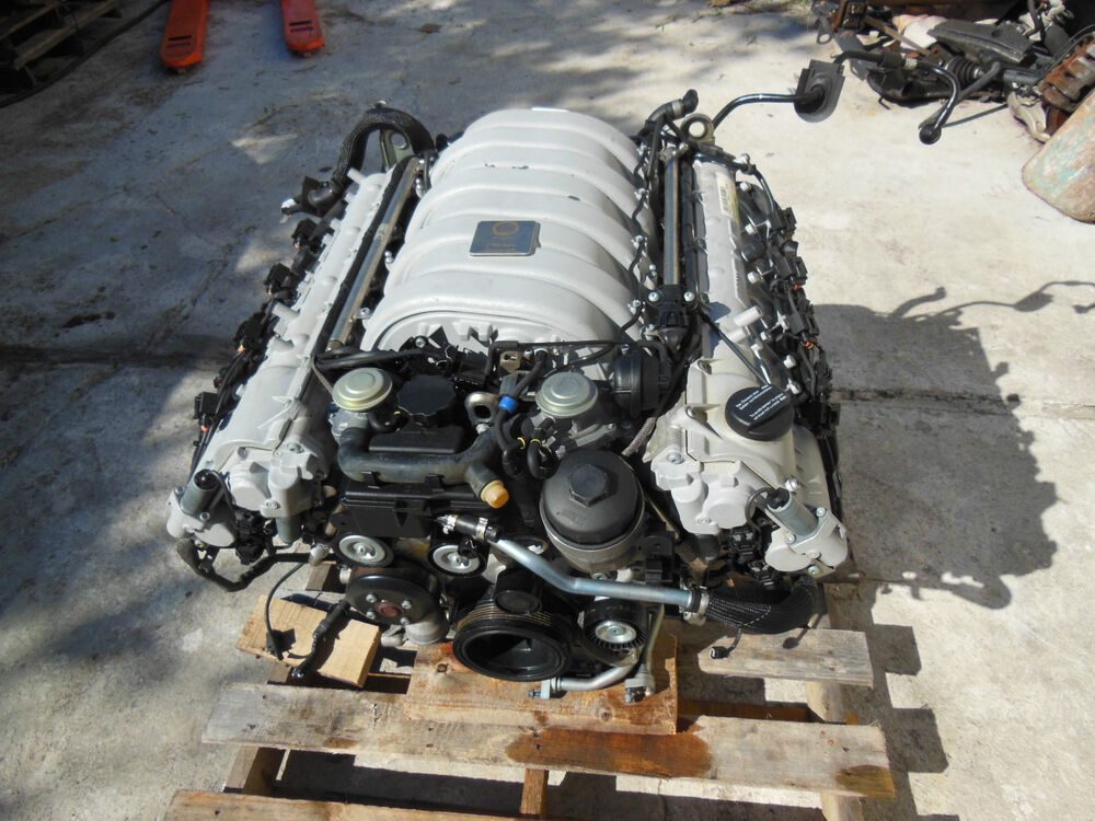 Mercedes S63 Cl63 Sl63 Amg Engine Motor E63 6 2l V8 Parting Out Block Head M156 Ebay