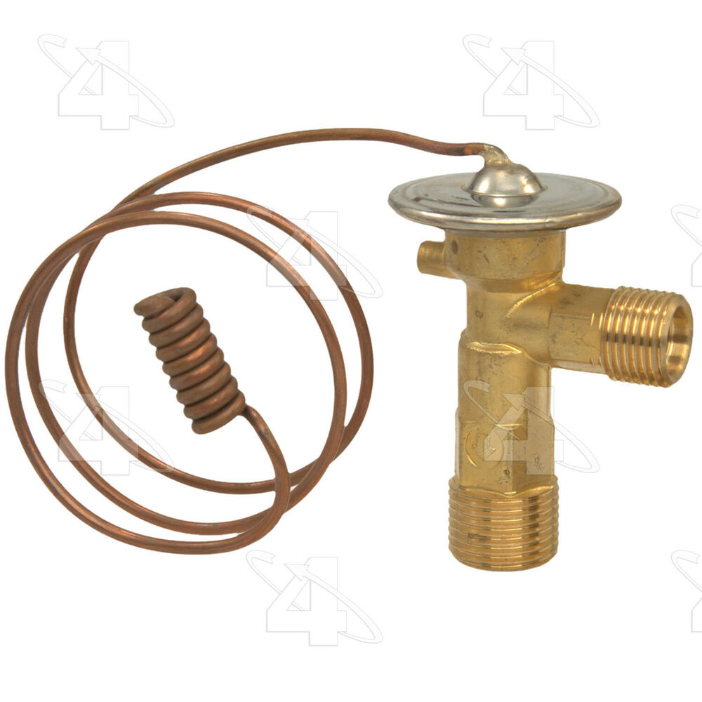 Four Seasons Air Conditioning >> A/C Expansion Valve Rear/Front 4 Seasons 38683 96361386839 | eBay
