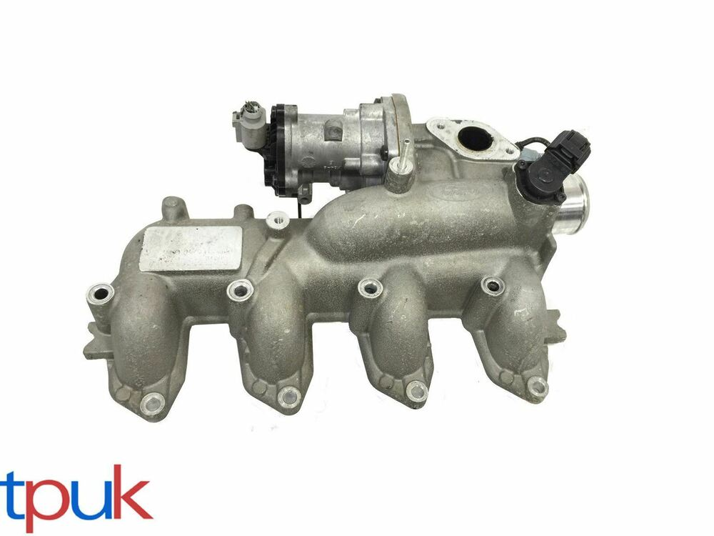 ford focus 1 8 diesel inlet manifold egr valve low. Black Bedroom Furniture Sets. Home Design Ideas