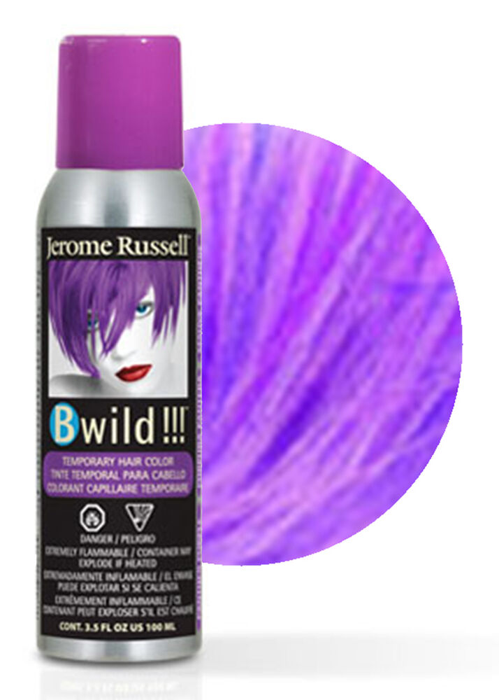 Jerome Russell B Wild Temporary Hair Color Spray 100mL ...