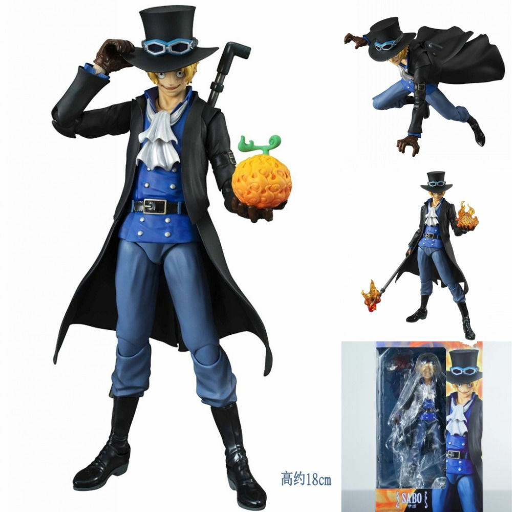MegaHouse Variable Action Heroes One Piece Sabo Action
