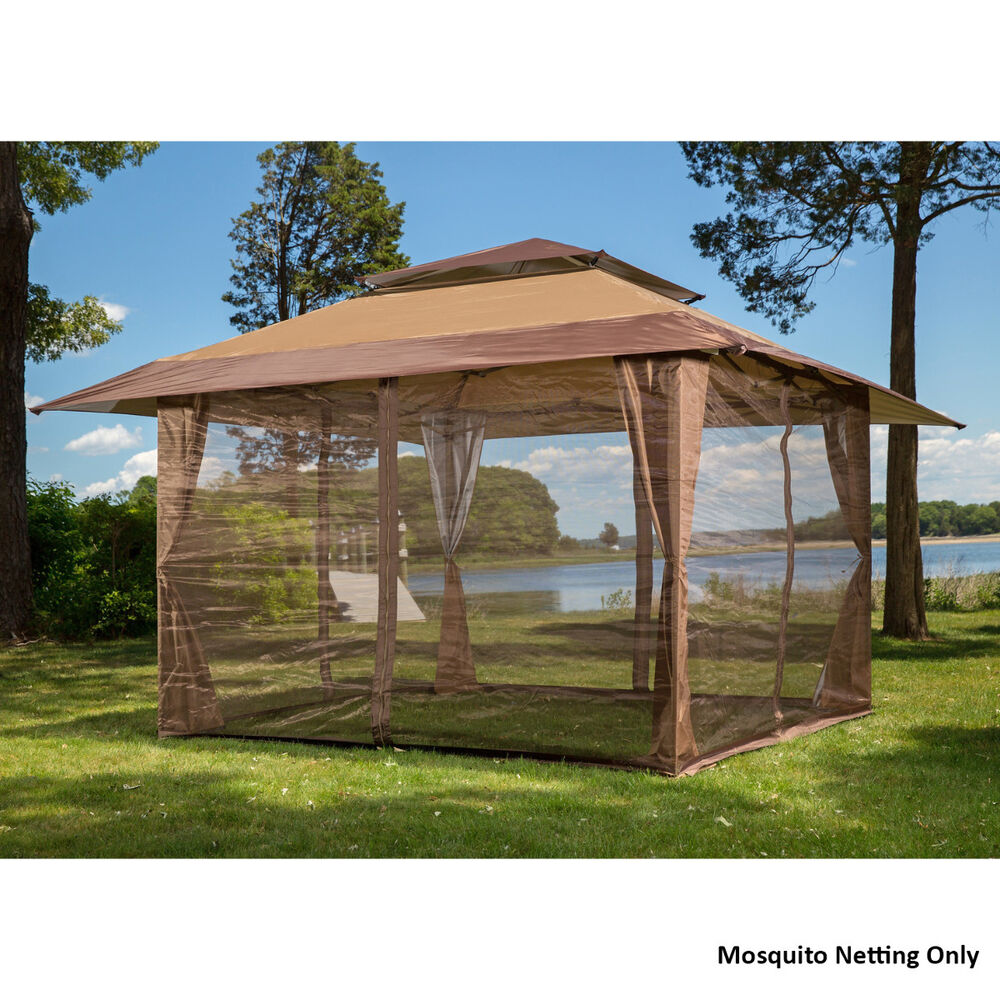 Mosquito Netting Screen For 10 X 10 Gazebo 99991656921