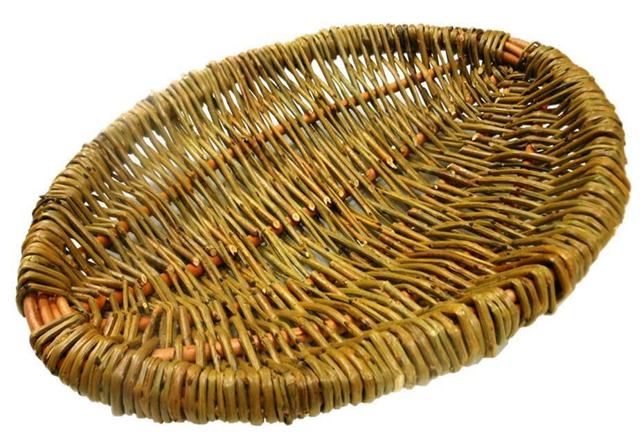 Basket Weaving Origin : Make a willow frame basket weaving kit for complete