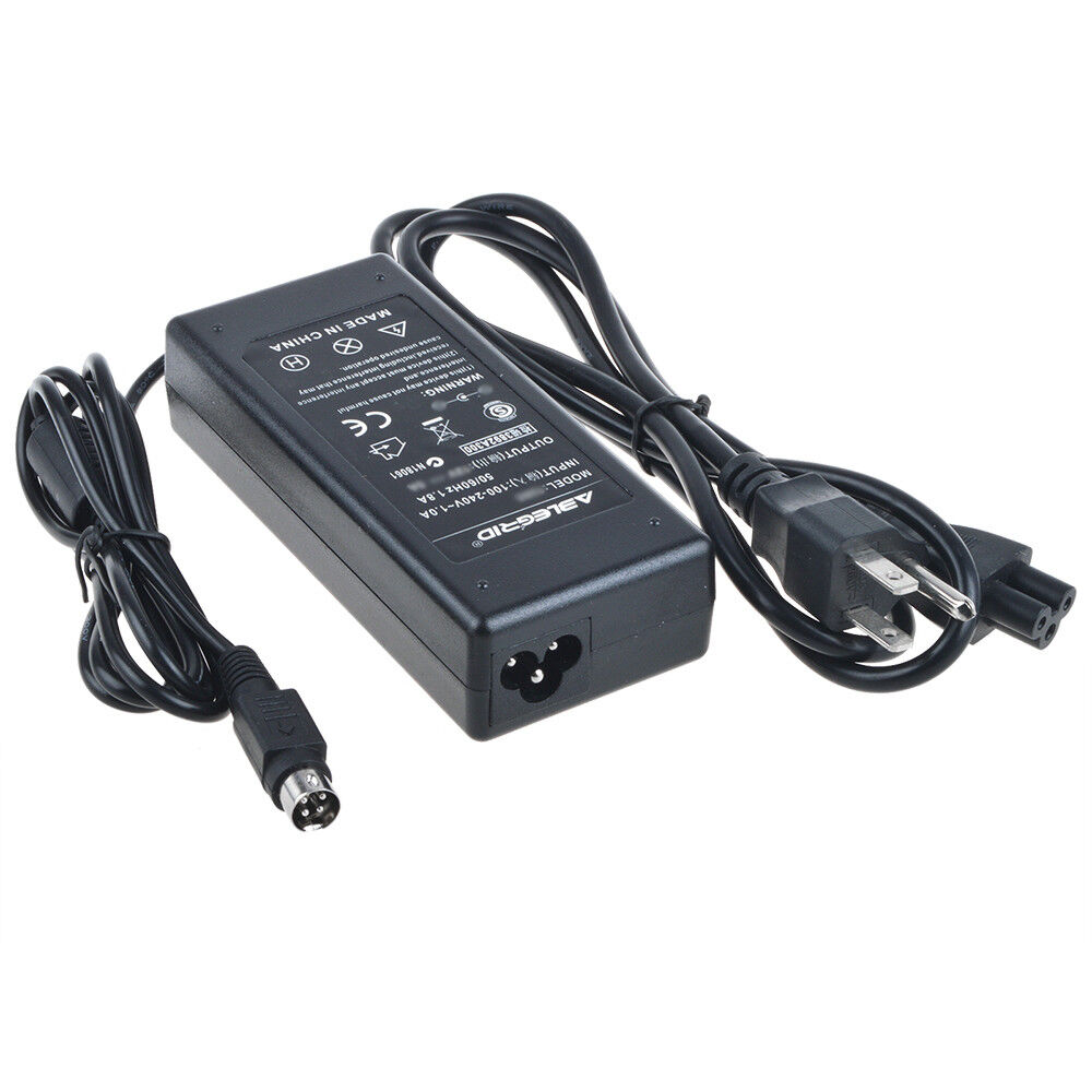 4 Pin Ac Dc Adapter For Samsung Adp 4812 Dvr Power