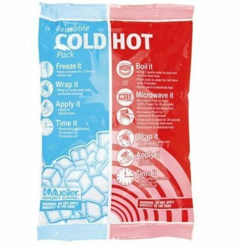 how to use hot and cold pack