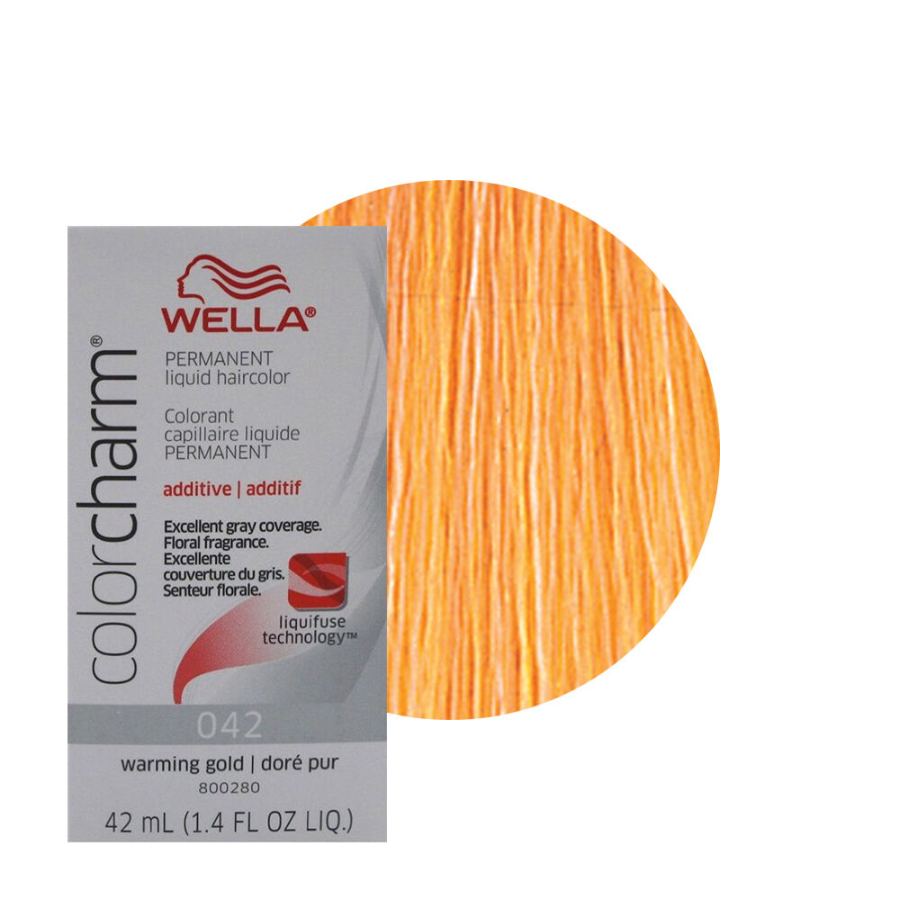Wella Color Charm Permament Liquid Hair Color Additive