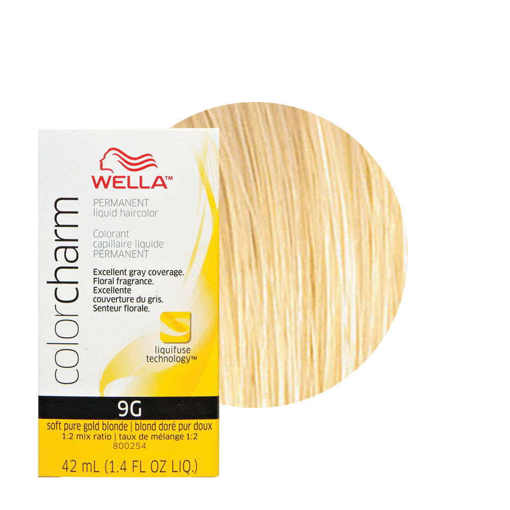 Wella Color Charm Permament Liquid Hair Color 42ml Soft