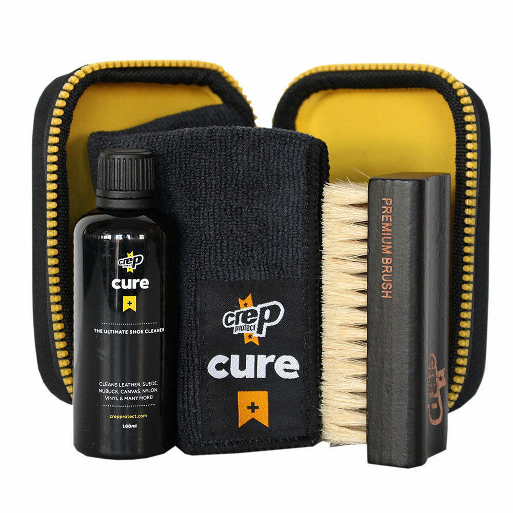Crep Protect Cure Travel Cleaning Kit Shoe Care Brush