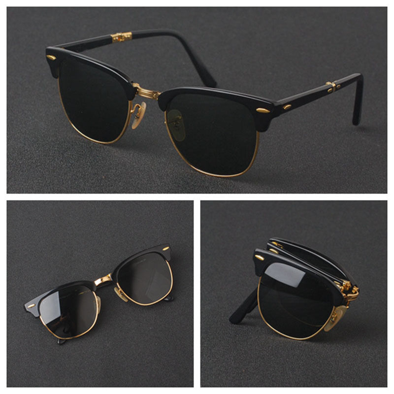 Clubmaster Style Glasses