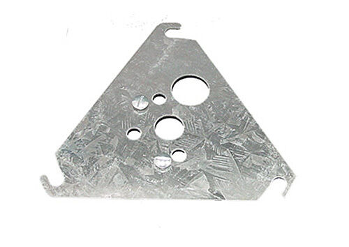 William Marvy Barber Pole Type A Electric Motor Mounting Plate 6 8 Series Ebay