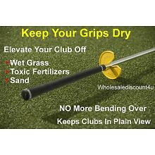 Grip Dry Grips OFF Wet Ground Golf Club Irons Putter Shaft Accessory-Colors