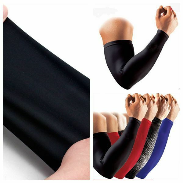 Cooling Hand Arm Elbow Sleeves Cover Protector Gear ...