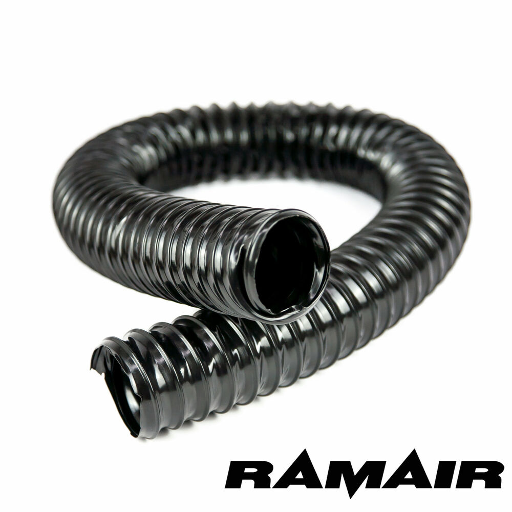 Ramair Black Flexible Cold Air Feed Ducting 50mm Id X