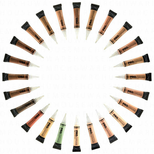 L.A. Girl Makeup Face Professional Pro Conceal HD Concealer You Pick Your Color