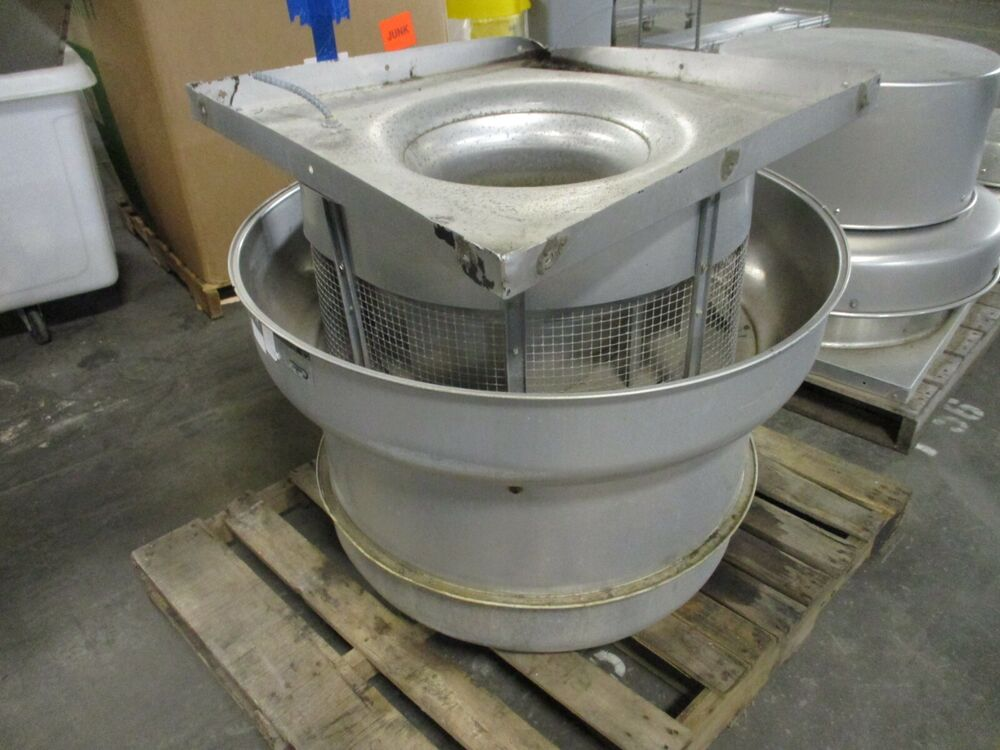 Acme Centri Master Exhaust Fan Pnn200e Used Ebay