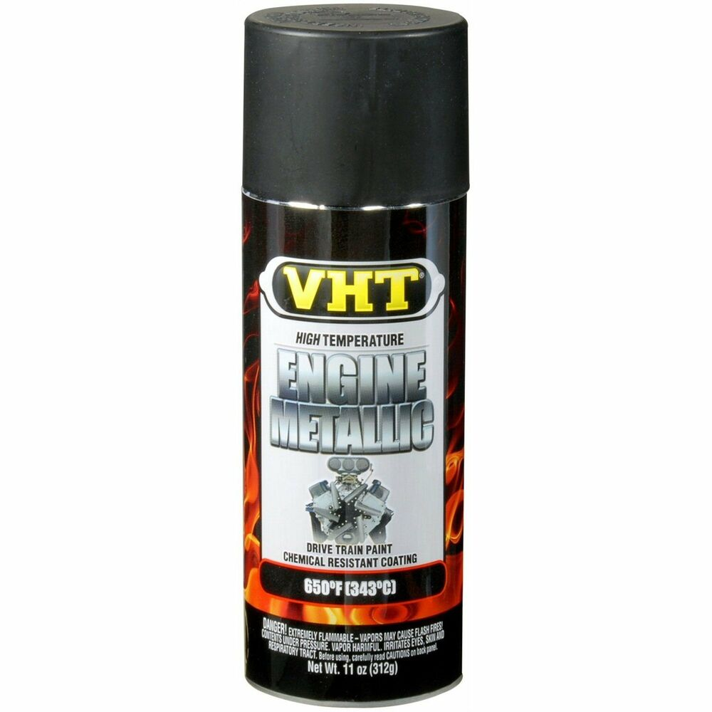 Duplicolor sp405 vht black pearl motor engine metallic spray paint aerosol ebay Black metal spray paint